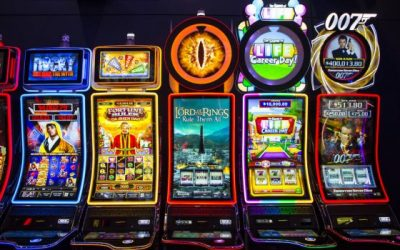 Quick-hit slot machine to play
